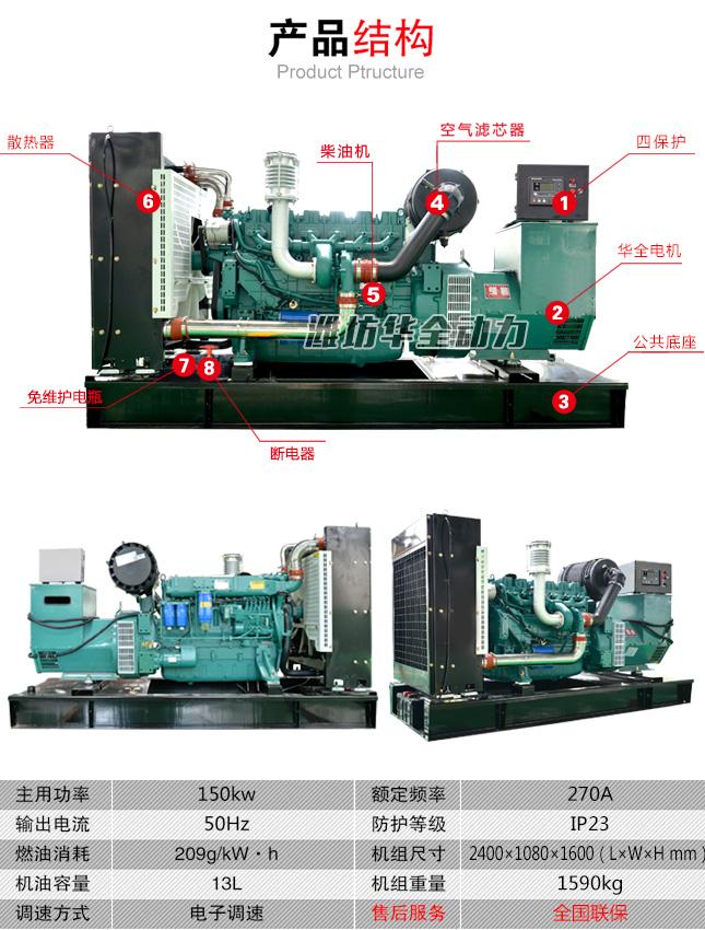 15kw柴油发电机_250kw发电机组